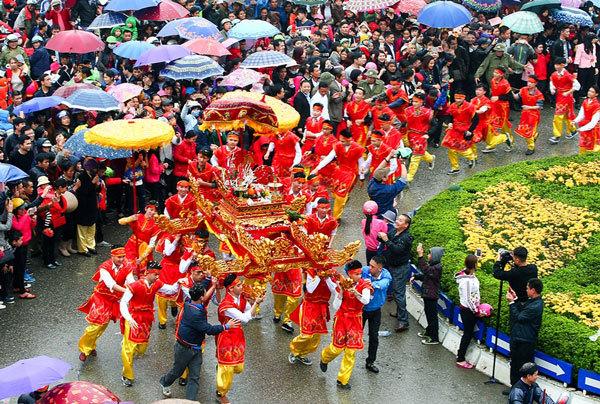 Lễ hội, xả tress trong lễ hội, TS Phan Đình Tân