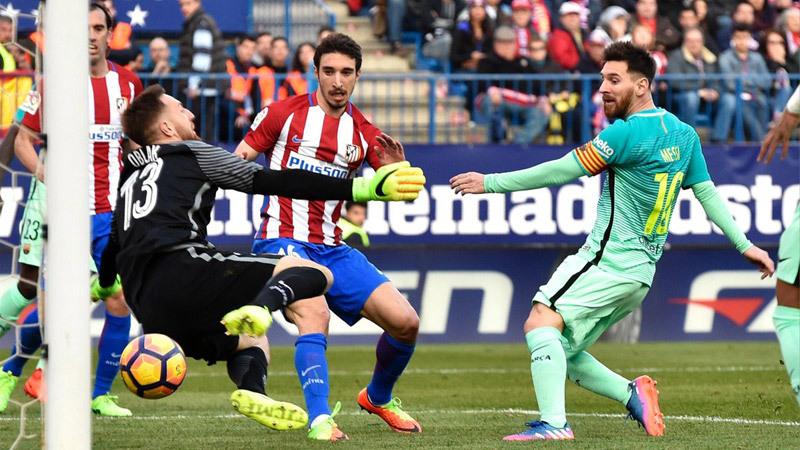 Messi hóa người hùng, Barca thắng nghẹt thở phút cuối