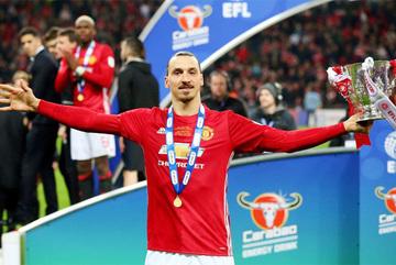 Ibrahimovic rực sáng, MU vô địch cúp Liên đoàn Anh