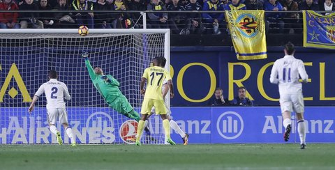 Villarreal vs Real