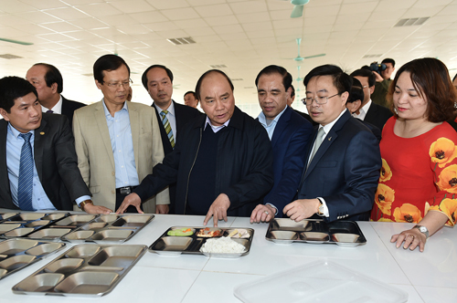 Thủ tướng, Thủ tướng Nguyễn Xuân Phúc