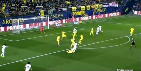 Video Real Madrid được trọng tài