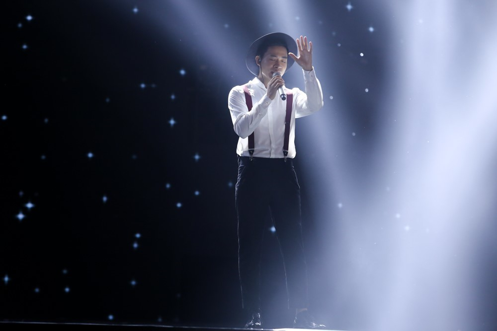 Lý do Thu Minh bật khóc trên ghế nóng The Voice