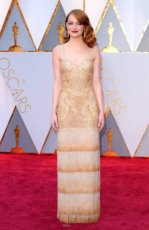 Oscar 2017, thời trang thảm đỏ, Oscar, Hollywood