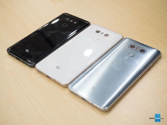 LG, LG G6, MWC 2017