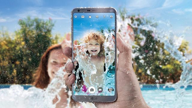 LG G6 chính thức ra mắt, camera kép cùng giao diện hoàn toàn mới