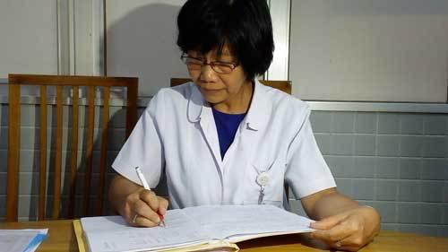 Nữ bác sĩ nói không với nạn mua bán tạng