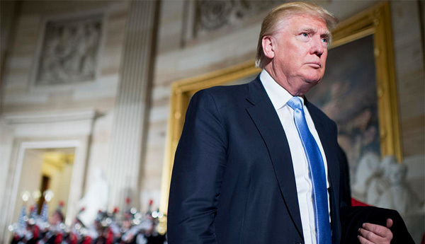 Trump sẽ nói gì trước Quốc hội?