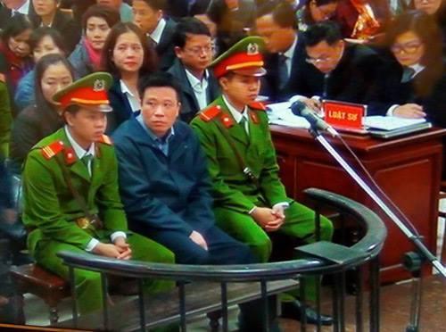 Hà Văn Thắm, oceanbank, xử Hà Văn Thắm, ngân hàng Đại Dương
