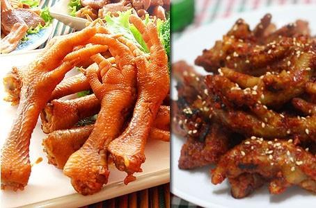 20170227132959 chan ga nuong - Chân gà nướng phong cách Hàn Quốc