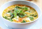 Cách nấu canh trứng cà chua ngon đúng điệu