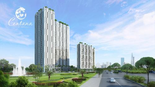 Cơ hội cuối mua căn hộ mặt tiền Mai Chí Thọ TP.HCM