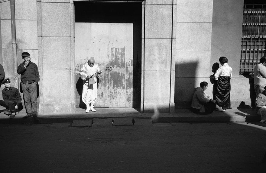 Hình ảnh thủ đô Hàn Quốc 'thuở hàn vi'