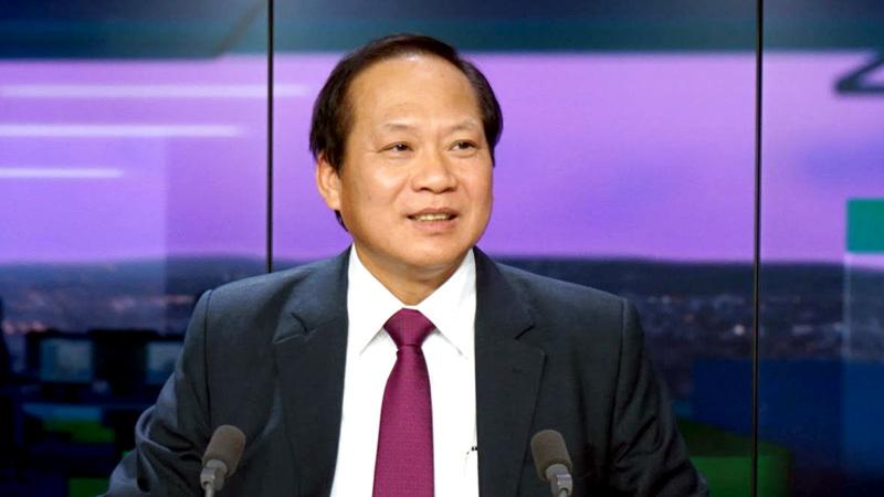 Bộ trưởng Trương Minh Tuấn, cách mạng công nghiệp lần thứ 4, phát triển viễn thông, CNTT,