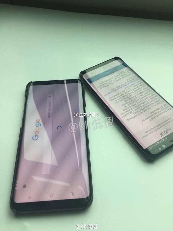 Samsung, Galaxy S8, Galaxy S8 Plus