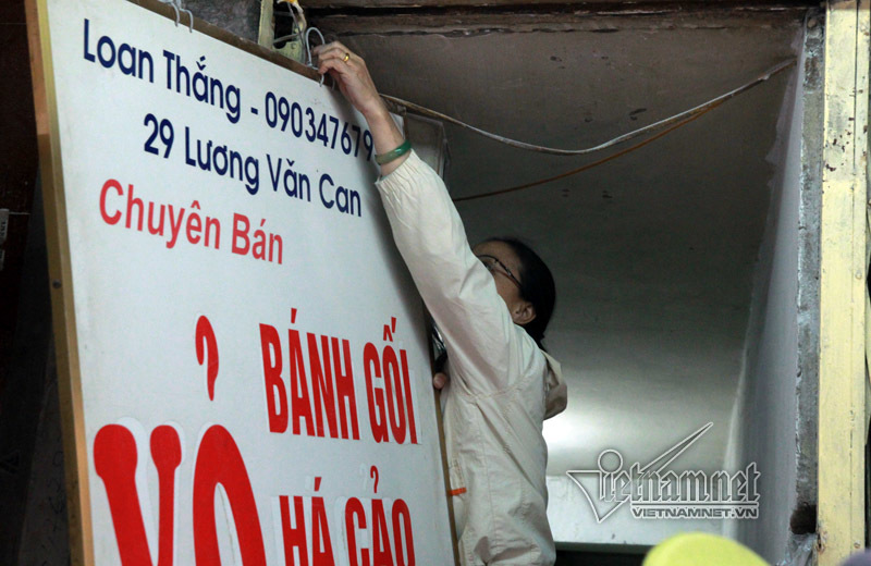 Học quận 1, Hà Nội giành lại vỉa hè cho người đi bộ