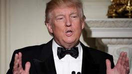 Trump muốn tăng ngân sách quốc phòng ở 'mức lịch sử'