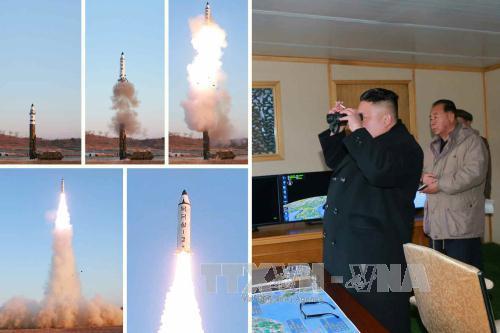 Bí mật ẩn sau chiến lược tên lửa của Triều Tiên