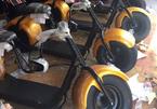Chiêu bán xe điện bánh to 499.000 đồng/chiếc trên Facebook