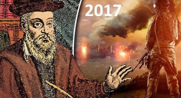 Giải mật dự đoán của Nostradamus về Nga 2017