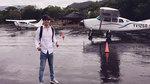 Hồ Quang Hiếu vừa đi du lịch ở Venezuela vừa sợ bị cướp