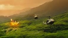 Cận cảnh cuộc đại chiến kịch tính trong trailer cuối 'Kong: Skull Island'