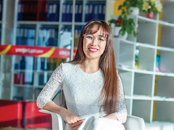Nguyễn Thị Phương Thảo, VietJet Air, hàng không, phụ nữ giàu nhất, nữ tỷ phú, giàu nhất Việt Nam