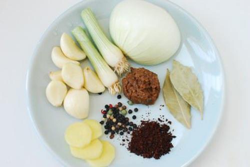học nấu ăn, nấu ăn, ẩm thực, thịt lợn, món ngon