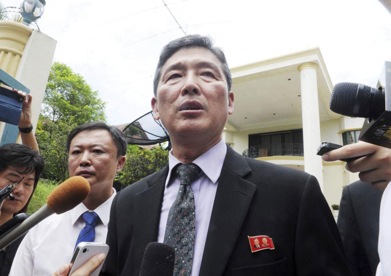 Anh trai Kim Jong Un, Kim Jong Un, lãnh đạo Triều Tiên, kim jong nam bị giết, Đoàn Thị Hương