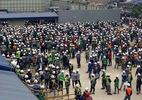 Xô xát lớn ở nhà máy Samsung Bắc Ninh