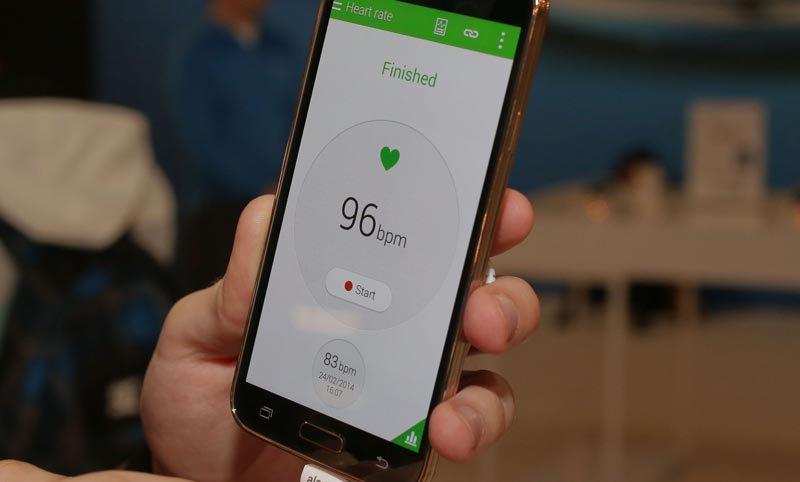 Panasonic phát triển camera đo được nhịp tim