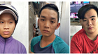 Tạm giữ 9 nghi can chém nam sinh cấp 3 tử vong