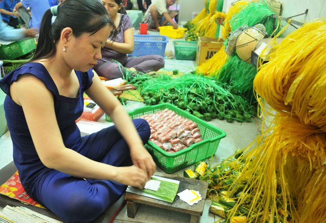 Về Đồng Tháp nhớ nếm thử nem Lai Vung