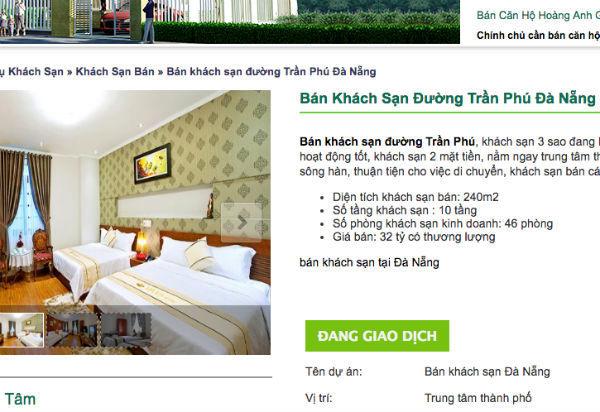 Sụt hố 2 triệu USD, đại gia Hà Thành mắc kẹt ở Đà Nẵng