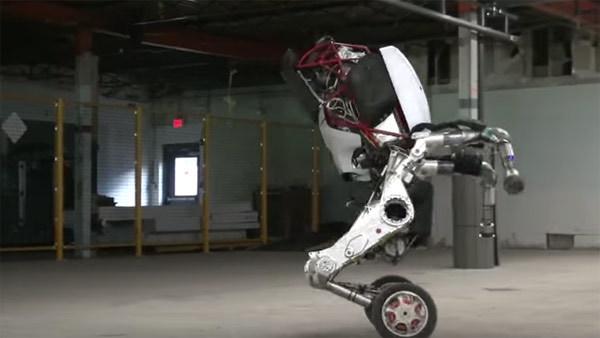 Xuất hiện Robot mới với khả năng đáng kinh ngạc