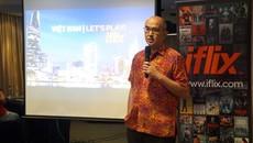 Dịch vụ xem phim trực tuyến iflix đến Việt Nam
