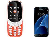 Nokia 3310 đời mới chụp ảnh đẹp hơn Galaxy S7?