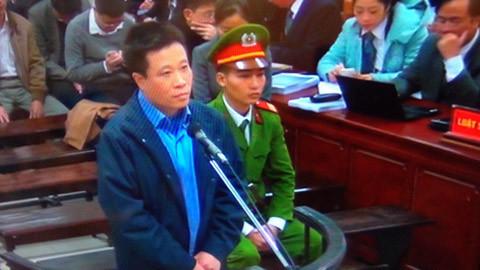 Bà Hứa Thị Phấn tố bị Hà Văn Thắm đe dọa – VietNamNet