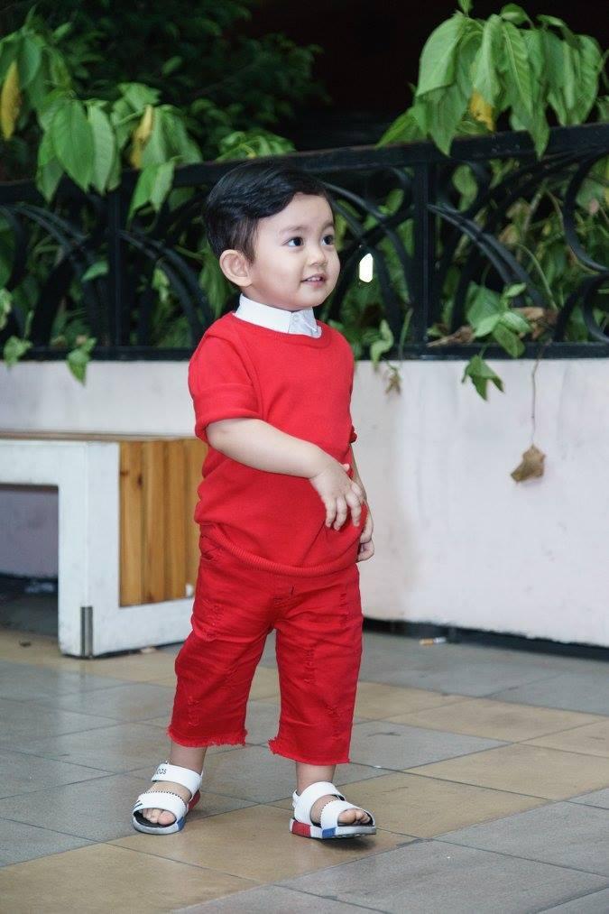 Khánh Thi, Phan Hiển, kiện tướng dancer sport,nuôi con khỏe