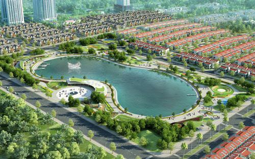 Nam Cường tiên phong xây khu đô thị Zero-Energy