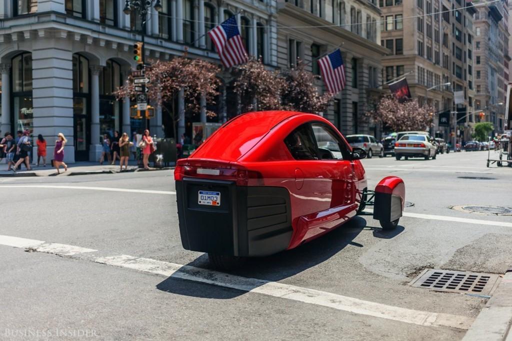 Xe nhỏ giá rẻ chạy 100 km hết 2,8 lít nhiên liệu