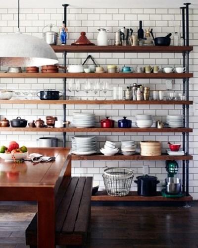 7 lỗi ngớ ngẩn giết chết không gian phòng bếp