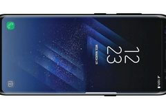 Cận cảnh thiết kế màn hình mới của Gaslaxy S8