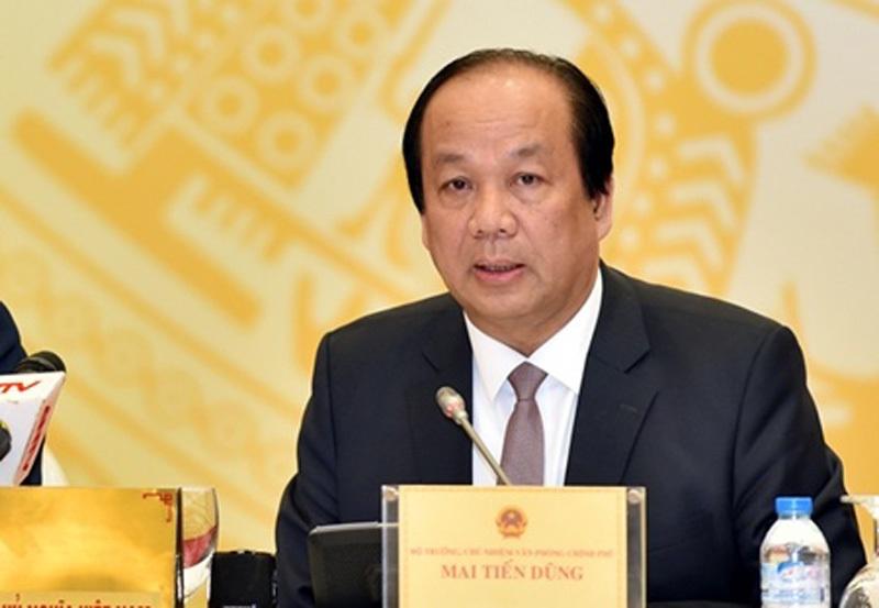 Chính phủ khẩn trương báo cáo Tổng bí thư về Thứ trưởng Kim Thoa