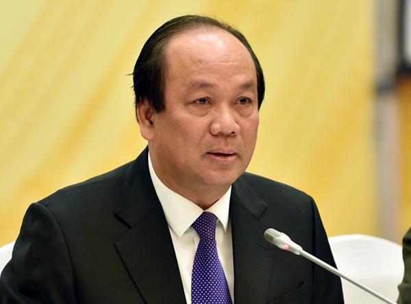 Bộ trưởng Mai Tiến Dũng: Đề nghị ủng hộ TP.HCM dẹp vỉa hè