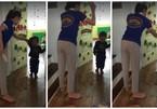 Hai cô giáo mầm non dùng dép đánh trẻ bị phạt mỗi người 2,5 triệu đồng