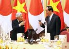 Quốc yến chào mừng Nhà vua và Hoàng hậu Nhật thăm Việt Nam