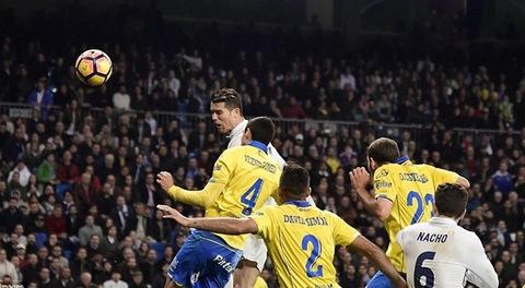 Video bàn thắng Real Madrid 3-3 Las Palmas