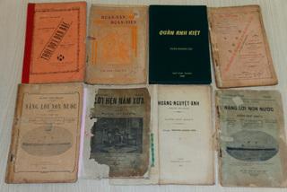 Những cuốn sách vang bóng một thời