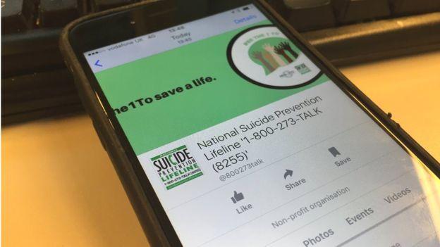 Facebook triển khai trí tuệ nhân tạo chống tự tử